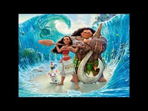 【立体重音響】モアナと伝説の海3曲メドレー