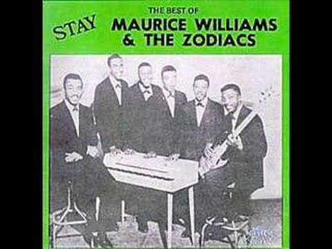 Maurice Williams & the Zodiacs – Stay