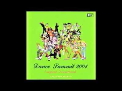バストアムーブ ダンスサミット2001 BGM集 BUST A MOVE Dance Summit 2001 OST