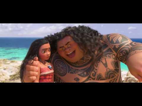 映画『モアナと伝説の海』マウイ役尾上松也が歌う「俺のおかげさ」フルバージョン