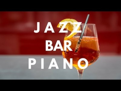 Jazz Bar Piano – ジャズバーピアノ – Relaxing Piano Music