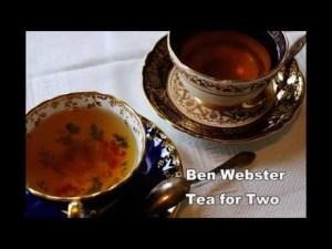 「サワコの朝」のサントラ「二人でお茶を」2種