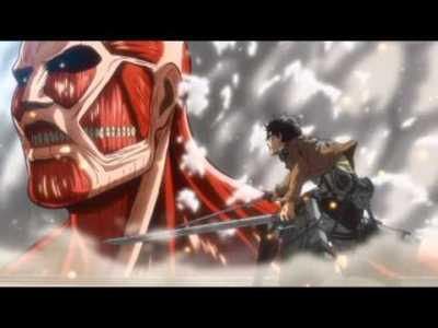TVアニメ『進撃の巨人』サウンドトラックCM