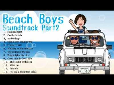 【beach boys】夏に聴きたいドラマ ビーチボーイズ サウンドトラック②