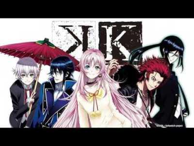K Project Full OST (Anime K Sound Tracks)