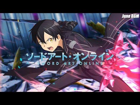 【作業用BGM】ソードアート・オンラインSAOシリーズ 神戦闘サウンドトラック集 Sword Art Online Battle Soundtracks