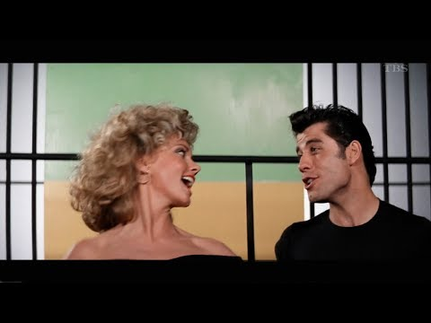 Olivia Newton John. John Travolta – GREASE / グリース 1978