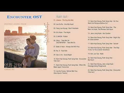 [FULL ALBUM] Encounter (남자친구) OST
