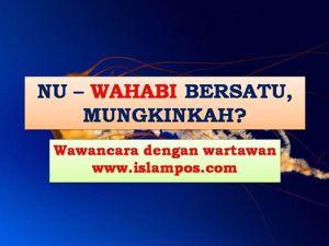 NU wahabi