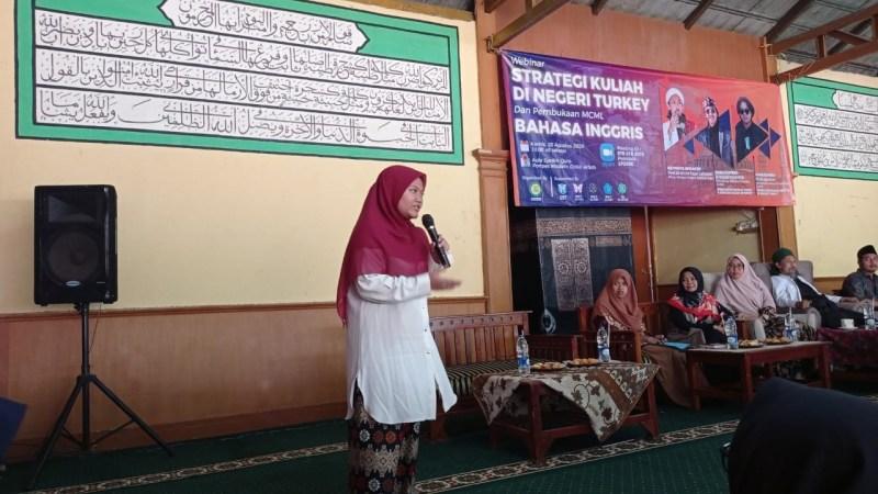 Melalui Program MCML, Al Fath Perkuat Kemampuan Santri Berbahasa Inggris