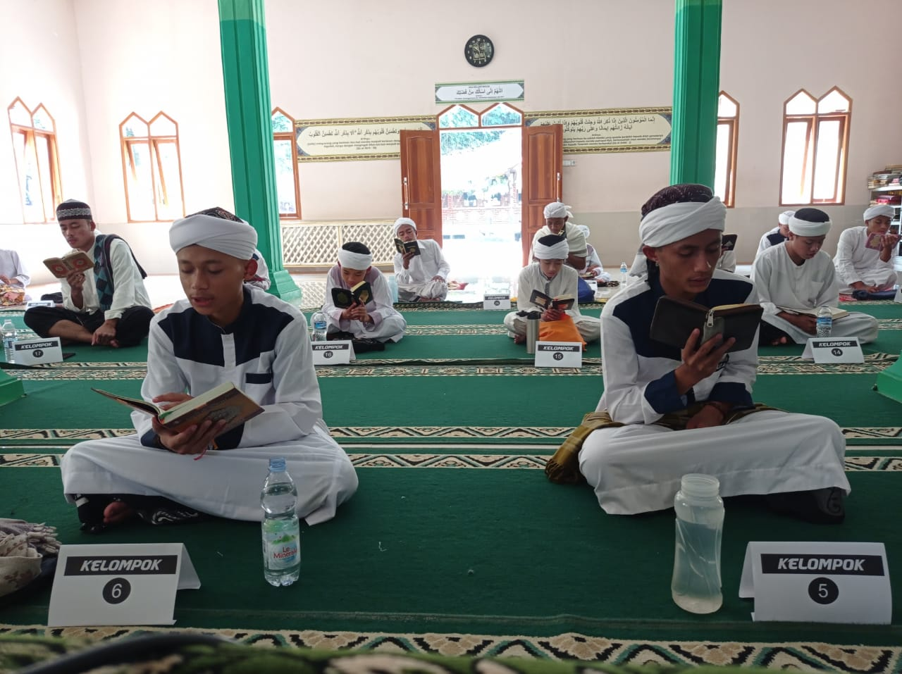 Sambut Hari Kemerdekaan, Al Fath Gelar 75 Kali Santri Khatamkan Quran