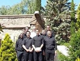 Seminaristas de la Diócesis de Toledo