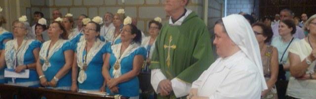 Missa Rociera a Barcelona
