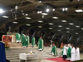 Eucaristia internacional