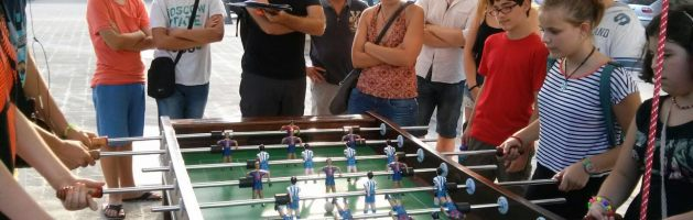 Concurs Futbolí: Festes de la Salut.