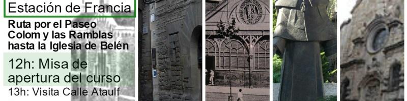 Ruta Madre Petra en Barcelona
