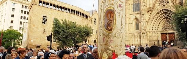 Día del Corpus en Barcelona
