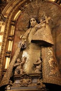 Virgen de los Desamparados. Recordad que sois madres