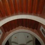 Techo de la capilla de San José. Real Santuario de San José de la montaña
