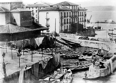 puerto antiguo