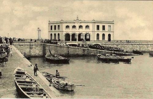 Santurce El Muelle,año 192
