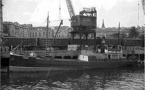 1934 Foto naufragio Toñín 3