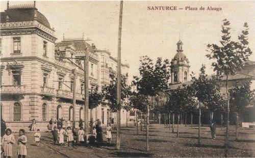 Plaza de Alzaga