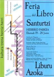 2009 cartel feria libro
