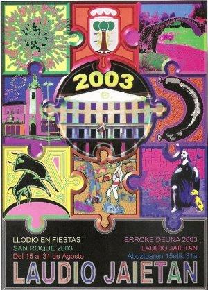 Laudio San Roke 2003-2