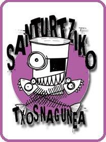 Logo Santurtziko Txosnagunea