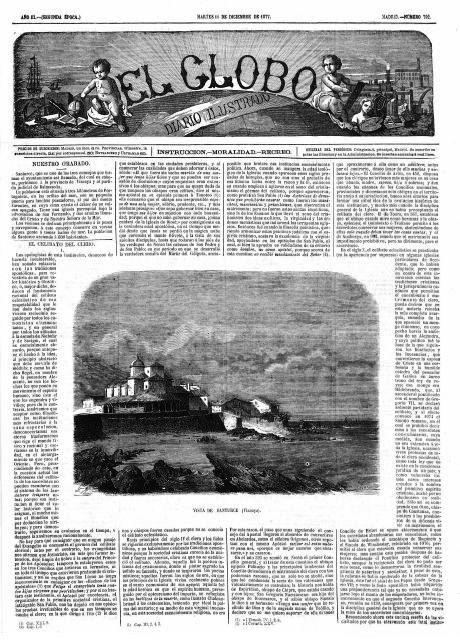 El Globo 1877
