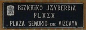 Plaza Señorío de Vizcaya-1