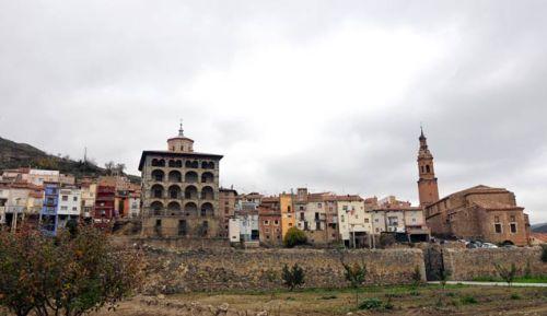 palacio en igea