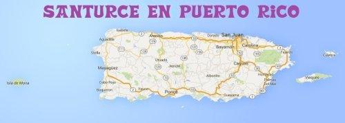 Mapa de Puerto Rico