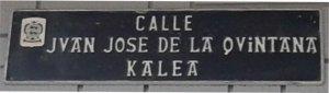 Calle Juan José de la Quintana-1