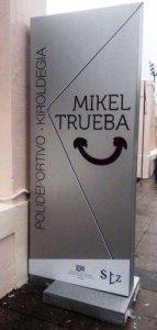 Polideportivo Mikel Trueba