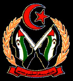 Escudo de Sahara
