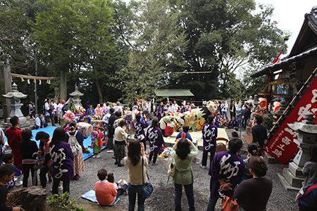 西木熊野神社【善通寺市】 秋祭り