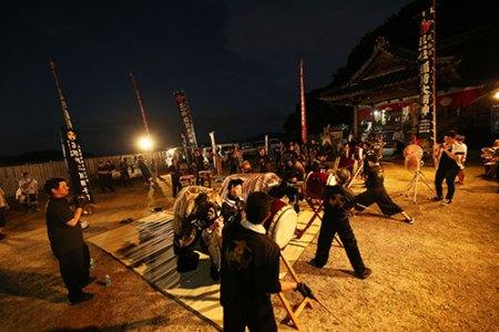 花ノ御前稲荷神社夏季大祭