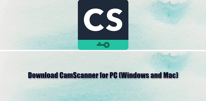 Download CamScanner for PC (Windows and Mac)