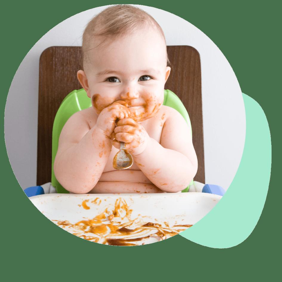 La importancia de la desinfección cuando hay bebés
