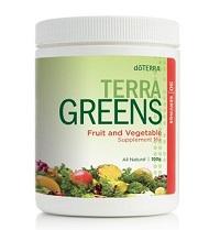 Terra Greens supplement - doTerra essentials