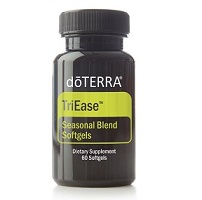 TriEase Softgels Seasonal Blend - doTerra essentials