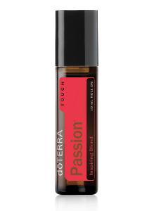 doTerra Passion Touch Deze Passion Inspirerende samenstelling stimuleert opwinding, passie en vreugde en gaat negatieve gevoelens van verveling en desinteresse tegen
