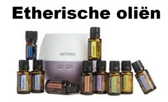 Etherische Olie ter bevordering van gezondheid