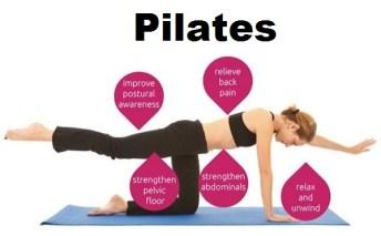 Pilates voor gezondheid, ontspanning en plezier