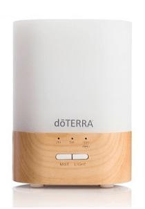 doTerra Verdamper Diffuser type Lumo voor verspreiden van heerlijk aroma obv etherische olie