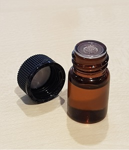 Sample flesje etherische olie