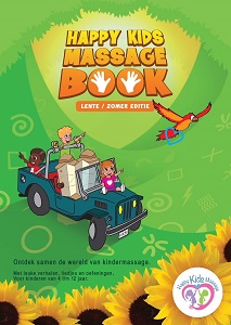 Happy Kids Massageboek Lente/Zomer