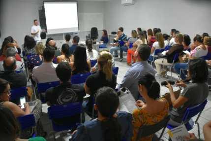 Prefeitura de São Gonçalo realiza palestra sobre depressão e prevenção ao suicídio